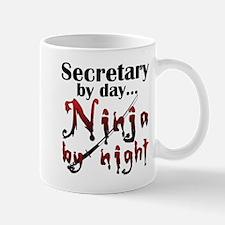 Secretary Ninja Mug