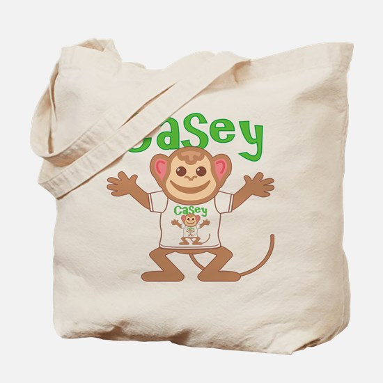 Little Monkey Casey Tote Bag