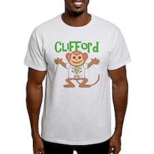 Little Monkey Clifford T-Shirt