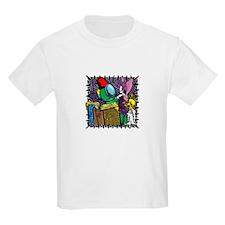 """""""Bookworm"""" Kids T-Shirt"""