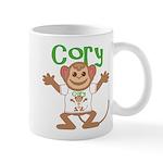 Little Monkey Cory Mug