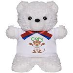 Little Monkey Cory Teddy Bear