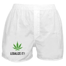 Legalize it ! Boxer Shorts