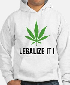 Legalize it ! Jumper Hoody