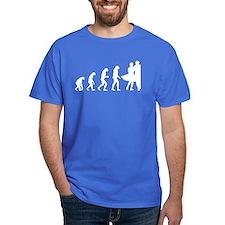 Evolution dancing T-Shirt