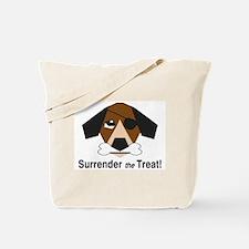 Surrender the Treat Tote Bag