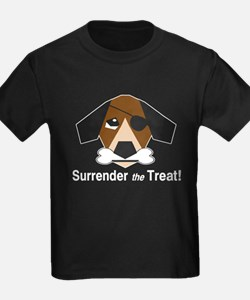 Surrender the Treat T