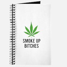 Smoke up bitches Journal