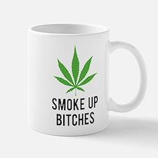 Smoke up bitches Small Small Mug
