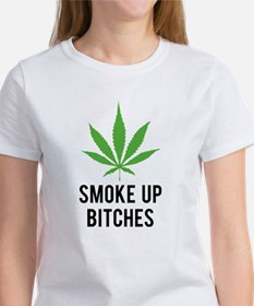 Smoke up bitches Tee