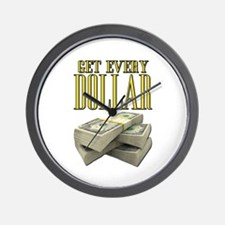 Get Every Dollar Scarface Wall Clock