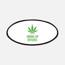Smoke up bitches Patches