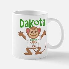 Little Monkey Dakota Mug