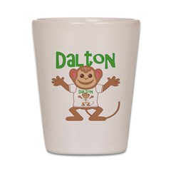 Little Monkey Dalton Shot Glass