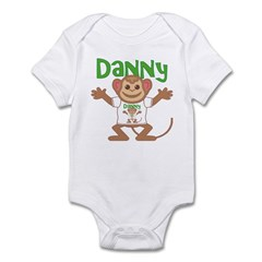 Little Monkey Danny Infant Bodysuit