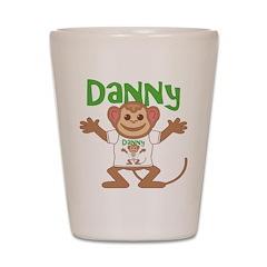 Little Monkey Danny Shot Glass
