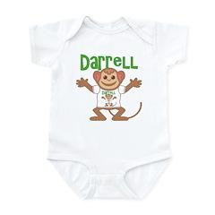 Little Monkey Darrell Infant Bodysuit