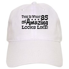 Funny 85th Birthday Cap