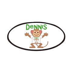 Little Monkey Dennis Patches