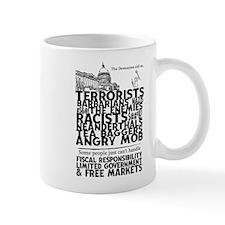 Name Calling Mug