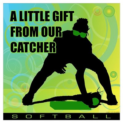 2011 Softball 51 Canvas Art