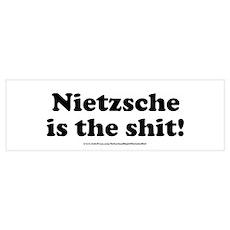 """""""Nietzsche Shit"""" Poster"""