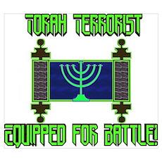 Torah Terrorist! Poster