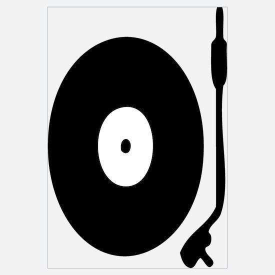 Vinyl Turntable 1