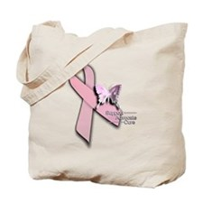 Breast Cancer - Tote Bag