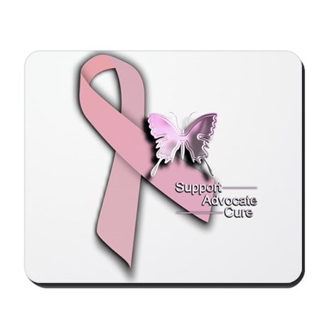 Breast Cancer - Mousepad