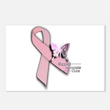 Breast Cancer - Postcards (Package of 8)