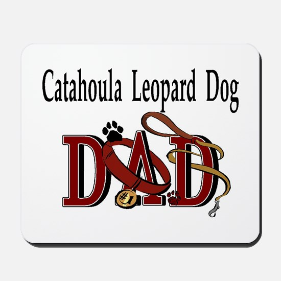 Catahoula Leopard Dog Mousepad