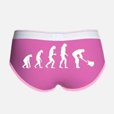 Evolution rock Women's Boy Brief