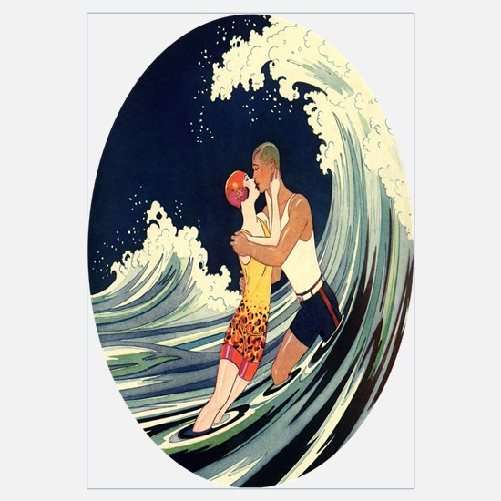 Love in the Surf