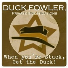 Duck Fowler Poster