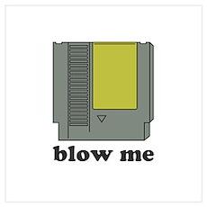 blow me Poster