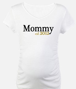 New Mommy Est 2012 Shirt