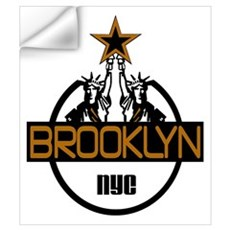 """Brooklyn Liberty Logo"" Wall Decal"