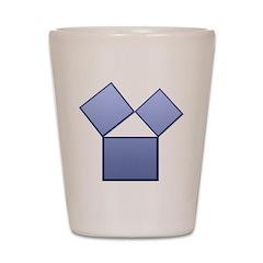 Euclid Shot Glass