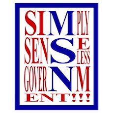 Anti MSN Poster