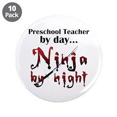 Preschool Teacher Ninja 3.5