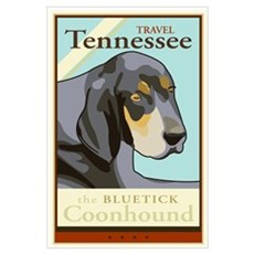 Travel Tennessee Canvas Art