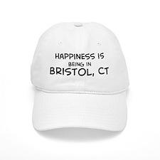 Happiness is Bristol Baseball Cap