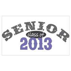 Senior Class of 2013 Poster