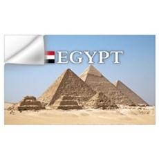 Giza Pyramids in Egypt Wall Decal