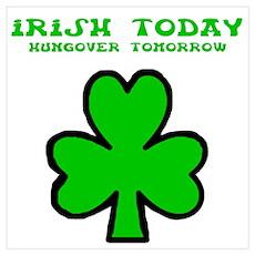 Irish today Poster