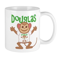 Little Monkey Douglas Mug