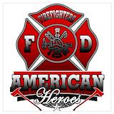 Firemen Posters