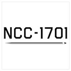 NCC-1701 Poster