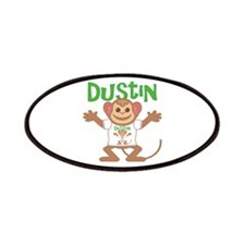 Little Monkey Dustin Patches